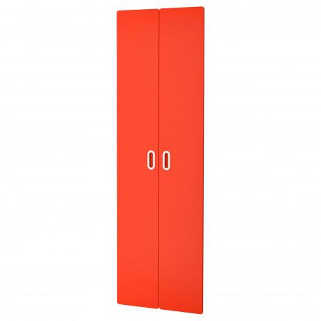 Дверь ФРИТИДС красный фото 0