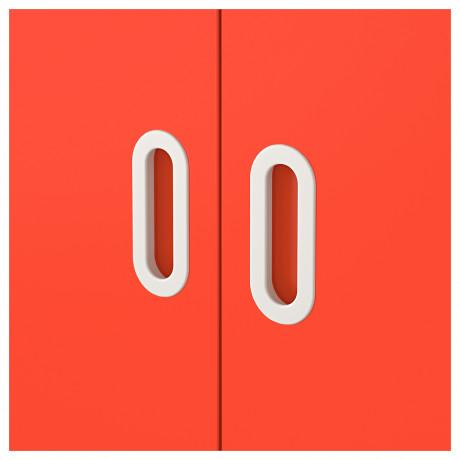 Дверь ФРИТИДС красный фото 1